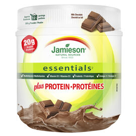 Jamieson Essentials Plus Protein - Milk Chocolate - 355g