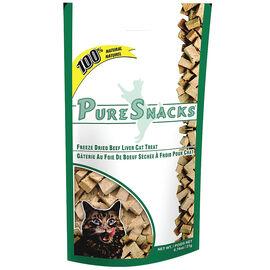 PureSnacks Cat Treats - Liver - 24g