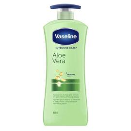 Vaseline Intensive Care Aloe Vera Lotion - 600ml