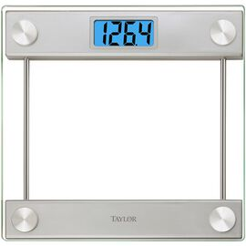 Taylor Glass Digital Electronic Scale - 7519EF