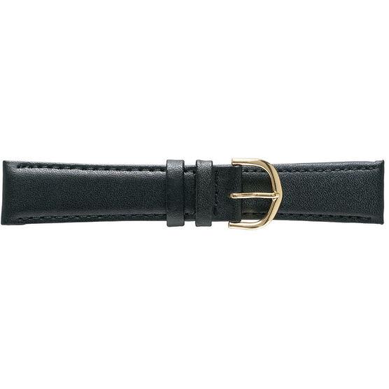 Timex Watch Leather Strap - Black - TX1994