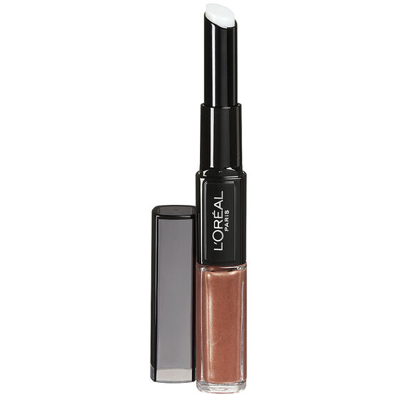 L'Oreal Infallible Two-Step Lipstick - Heaven to Henna