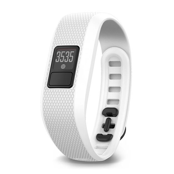 Garmin vivofit 3 Activity Tracker - White - 0100160807