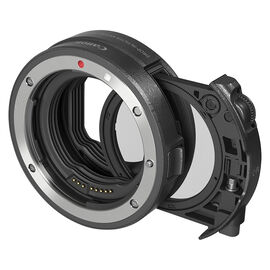 Canon Drop-in Filter Mount Adapter EF-EOS R with Drop-in Circular Polarizing Filter - DEPOSIT TO RESERVE