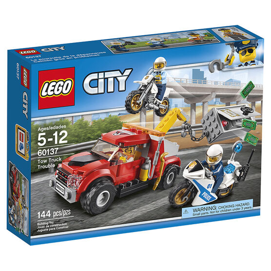 LEGO City - Tow Truck Trouble