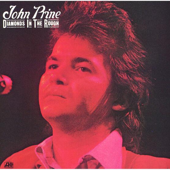 John Prine - Diamonds in the Rough - CD
