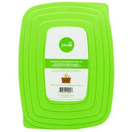 Green Lid Plastic Lid - Large