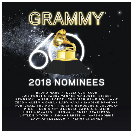 Various Artists - 2018 GRAMMY Nominees - CD