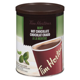 Tim Hortons Mint Hot Chocolate Mix - 500g