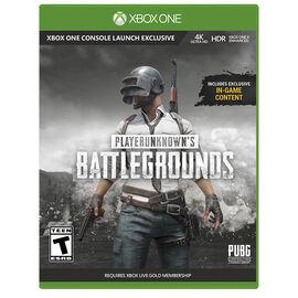 Xbox One Playerunknown's Battlegrounds: 1.0