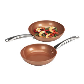 London Drugs Non-Stick Fry Pans - 2 piece