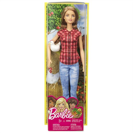 Barbie Core Career Doll - Assorted - DVF50