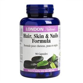 London Naturals Hair Skin Nails Multivitamins- 90's