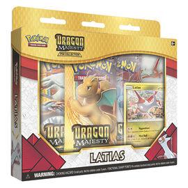 Pokémon Dragon Majesty Pin Box