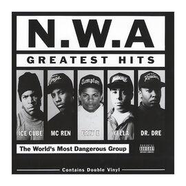N.W.A. - Greatest Hits - Vinyl