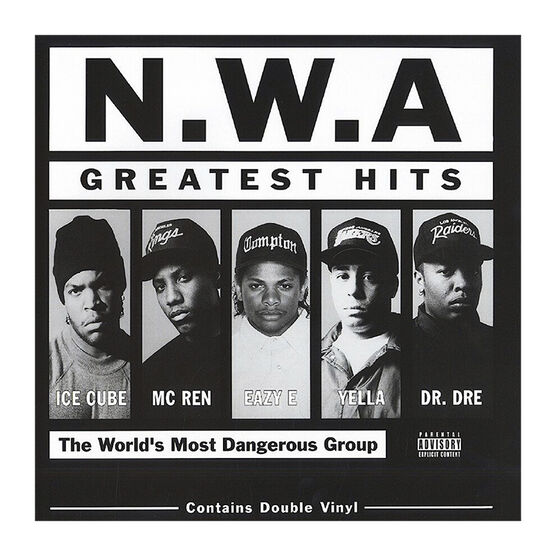 N.W.A. - Greatest Hits - Vinyl