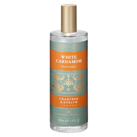 Crabtree & Evelyn White Cardamom Room Spray - 100ml