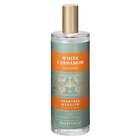 Crabtree & Evelyn White Cardamom Room Spray - 100ml