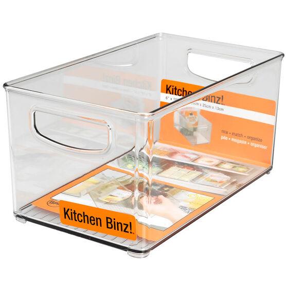 Interdesign Kitchen Storage Bin - 15.2 x 25.4 x 12.7cm