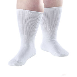 Silvert's Oversize Diabetic Socks - Medium - XL