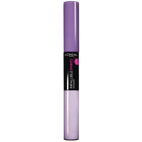 L'Oreal Infallible Paints Eyeshadow - Shady Violet
