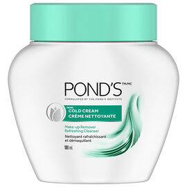 Pond's Cold Cream Cleanser & Make-up Remover - 190ml