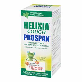 Helixia Prospan Cough Syrup for Children -  100ml
