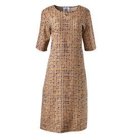 Silvert's Open Back Keyhole Neck Dress - Small - XL