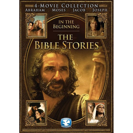 The Bible Stories: In The Beginning - DVD