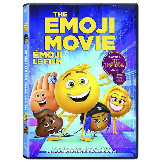 The Emoji Movie - DVD