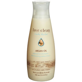 Live Clean Exotic Nectar Argan Oil Restorative Shampoo - 350ml