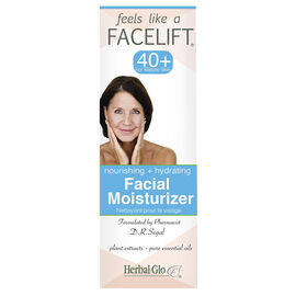 Feels Like a Facelift 40+ Facial Moisturizer - Nourishing & Hydrating - 120ml