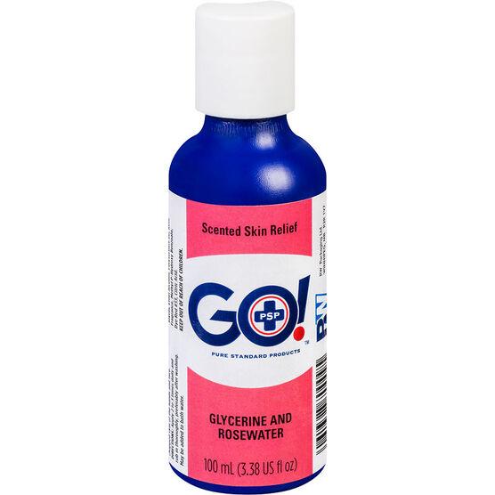 PSP GO Glycerine & Rosewater - 100ml