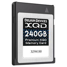 Delkin 240GB XQD Memory Card - DDXQD-240GB