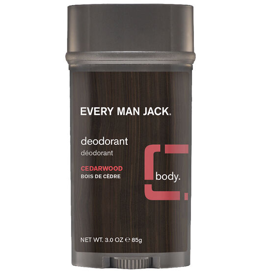 Every Man Jack Deodorant - Cedarwood - 85g