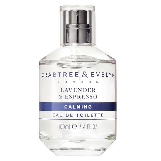 Crabtree & Evelyn Lavender & Espresso Calming Eau de Toilette - 100ml