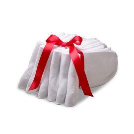 Silvert's Women's Cotton Ankle Socks - 6pack