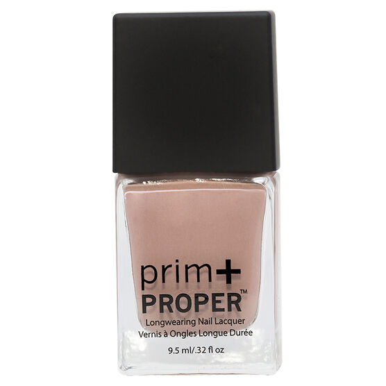 Prim + Proper Nail Lacquer - Salmon Candy