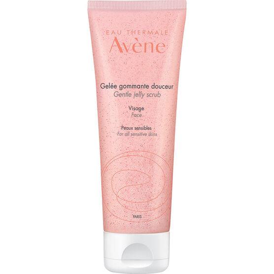 Avene Gentle Jelly Scrub - 75ml