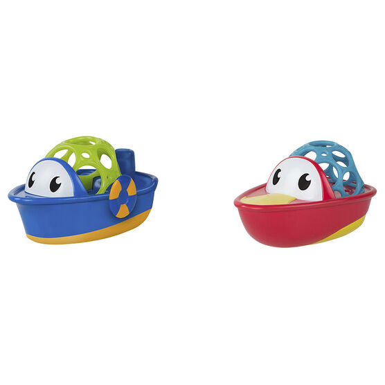Oball Grab and Splash Boats - Assorted
