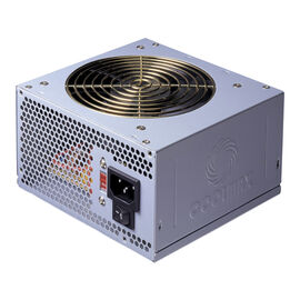 CoolMax V-500 Desktop Computer ATX Power Supply - 500W - 120 mm