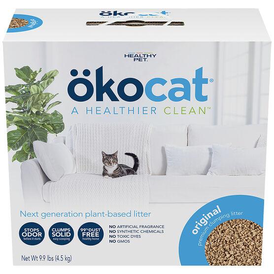 Okocat Wood Clumping Litter