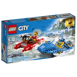 LEGO City - Wild River Escape