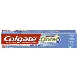 Colgate Total Whitening Gel Toothpaste - 60ml