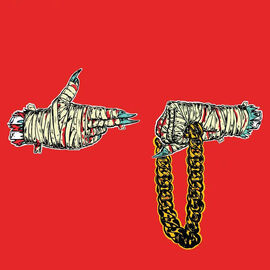 Run The Jewels - Run The Jewels 2 - 2 LP Vinyl