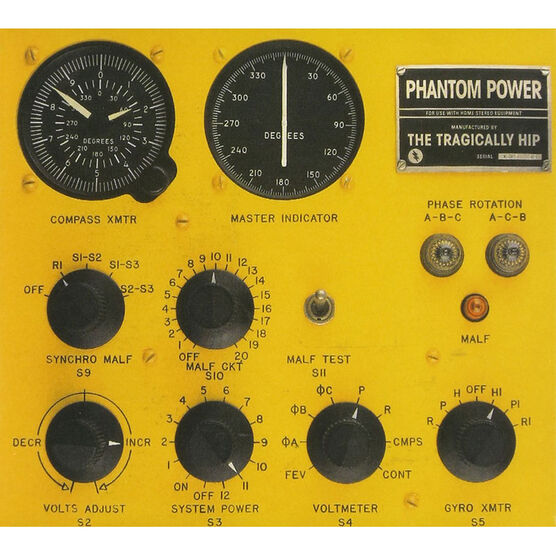 The Tragically Hip - Phantom Power - CD