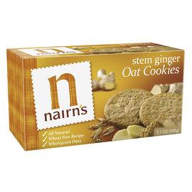 Nairn's Oat Biscuits - Stem Ginger - 200g