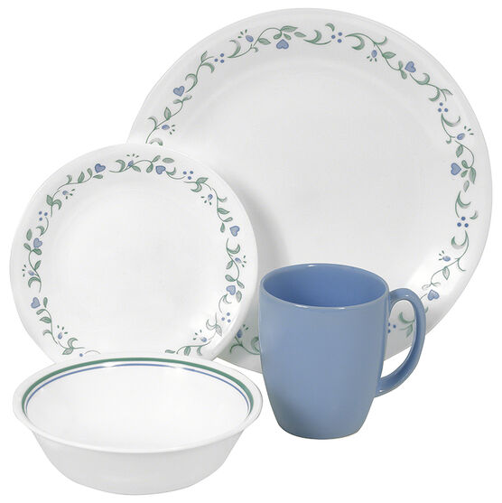 Corelle Country Cottage Dinnerware - 16 Pieces