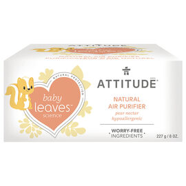 Attitude Baby Leaves Natural Air Purifier - Pear Nectar - 227g