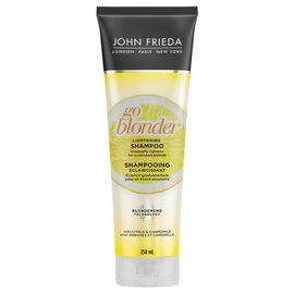 John Frieda Sheer Blonde Go Blonder Lightening Shampoo - 250ml